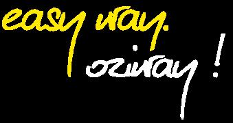 Dễ dàng Oziway!